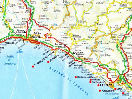 Einfuhrung Und 8 Bildergalerien Der Riviera Di Levante